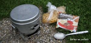 vaření retro